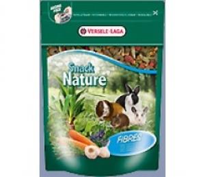 Versele-Laga - Snack Nature - Fibres Хранителна добавка за декоративни зайци - опаковка 500 г