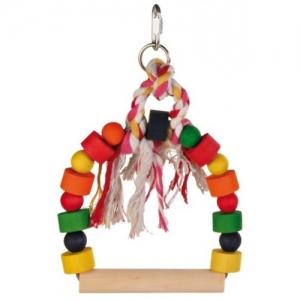 Trixie Arch Swing - люлка за средни и големи папагали