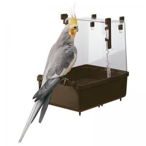 Ferplast l101 - вана за средни папагали 23,5 / 15,5 / 24 cm