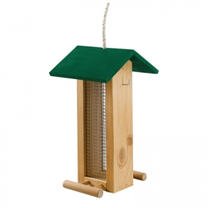Ferplast Natura F5 - градинска хранилка за диви птички 14,6 / 15,3 / 27 cm 1