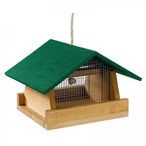 Ferplast Natura F1 - градинска хранилка за диви птички 26,8 / 24 / 17,4 cm 1