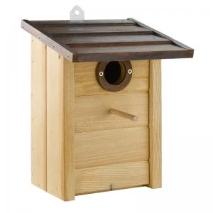 Ferplast Natura N5 - градинска къщичка за диви птички 20,8 / 17,6 / 26,8 cm 1