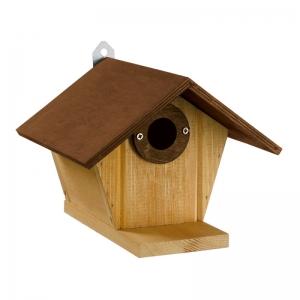 Ferplast Natura N3 - градинска къщичка за диви птици 21 / 21,3 / 16,6 cm 1