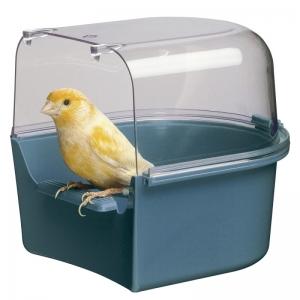 Ferplast trevi 4405 - вана за вълнисти папагали и канарчета 14 / 15,7 / 13,8 cm