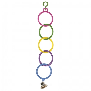 Ferplast pa4270 - играчка за малки птички 5,6 / 31 cm
