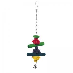 Ferplast Parrot Toy pa4094 - играчка за папагали ø 3,8 / 31 cm