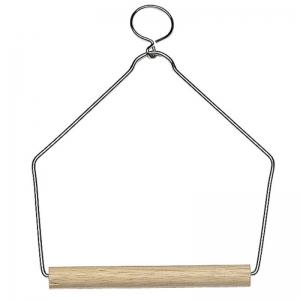 Ferplast pa4082 - дървена люлка за птици 12,3 / 15,2 cm