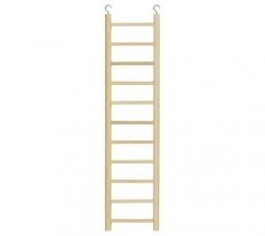 Ferplast pa4006 - дървена стълба 11 / 44,8 cm