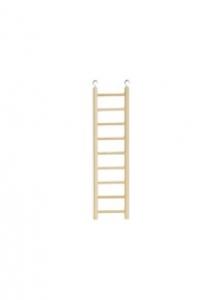 Ferplast pa4004 - дървена стълба 8,9 / 37 cm