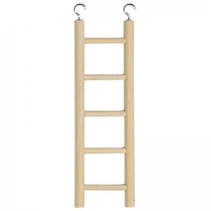 Ferplast pa4002 - дървена стълба 7 / 22,8 cm