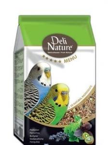 Beduco 5 star Menu Пълноценна храна за вълнисти папагали - 800 гр.