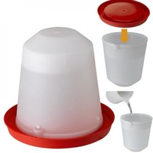 Ferplast Drinker large - поилка за птици Ø 34,6 / 32 cm - 10 L