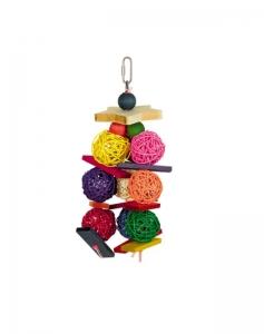 Nobby Bird Toy Играчка за папагали - 25 см.