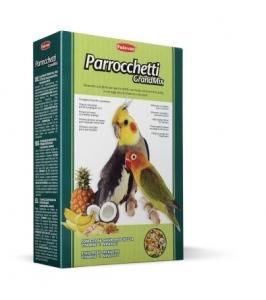 Padovan Grandmix Parrocchetti Пълноценна храна за средни папагали 1