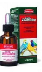 Padovan Мултивитамин за декоративни птици - течен, 30 мл.