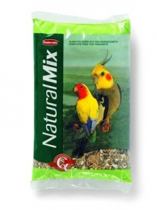 Padovan Пълноценна храна за средни папагали - 850 гр.