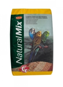 Padovan Пълноценна храна за вълнисти папагали - 20 кг.