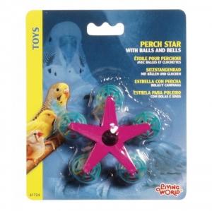 Hagen Living World Пластмасова играчка за птици - Въртележка