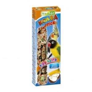 Nestor Крекер за средни папагали с банан и кокос - 2бр.