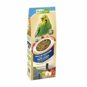 Nestor Храна за папагали с йод и плодове - 700 мл.