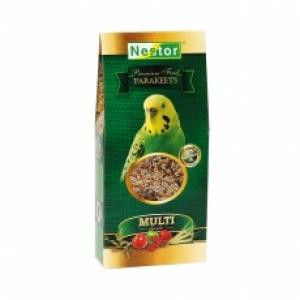 Nestor Премиум храна за папагали - 500 мл.