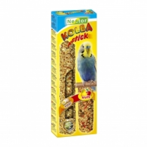 Nestor Крекер за папагали 2в1 с яйца и плодове