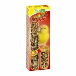 Nestor Крекер за канари 2в1 мед и плодове