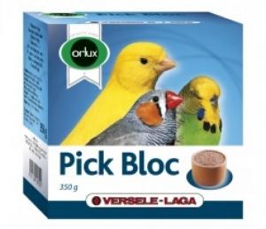 Versele-Laga - Mineral Pick Block Хранителна добавка за малки папагали - опаковка 350 г