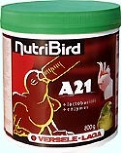 Versele-Laga - Nutribird A21 for baby birds Храна за средни папагали - опаковка 0.800 кг.