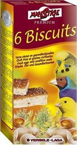 Versele-Laga - Biscuit Bird Fruit 6 бр - кексчета за финки
