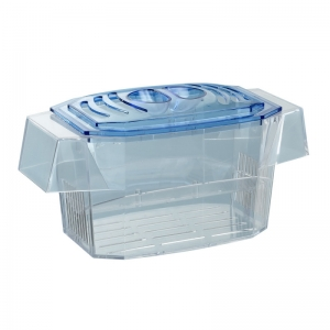 Ferplast Multi-purpose plastic tank for fishes blu9030 - родилна вана за рибки 20,5 / 9,5 / 10 cm 1