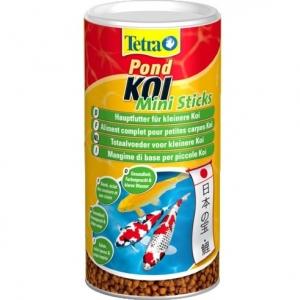 Tetra TetraPond KOI Mini Sticks Мини пръчици за риби КОИ 1л.