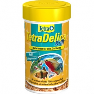 Tetra TetraDelica Храна за тропически рибки с дафния 100 мл.