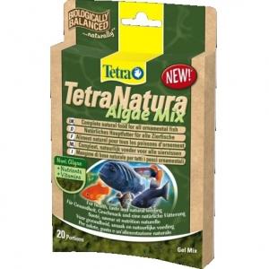 Tetra TetraNatura Храна за тропически рибки с алги 80 гр.