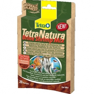Tetra TetraNatura Храна за тропически рибки със скариди 80 гр.