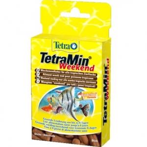 Tetra TetraMin Weekend Храна за тропически рибки, предвидена да се консумира при отсъствие от дома до 9 дни