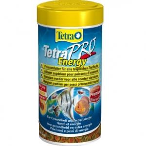 Tetra TetraPro Energy Храна за всички видове тропически рибки, която осигурява енергия