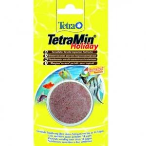 Tetra TetraMin Holiday Храна за тропически рибки за 14 дневен период 30 гр.