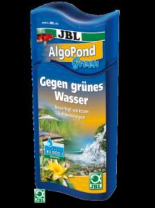 JBL AlgoPond Green Премахва проблемите с позеленяването на водата (плуващи алги)