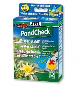 JBL PondCheck Бърз тест за рН и KH - за езерна вода 1