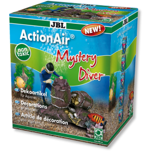 JBL ActionAir Mystery Diver Орнамент за въздушен поток - водолаз с бурета 1
