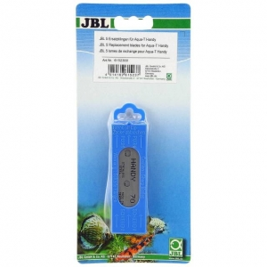 JBL 5 Replasement Blades for Aqua-T Handy Резервни ножчета за шпатула Aqua-T Handy - 5 бр.