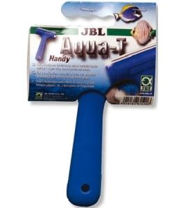 JBL Aqua-T Handy Шпатула за почистване на стъклата на аквариума - 70мм острие 1