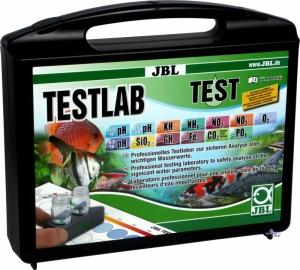 JBL Testlab Професионален тестов комплект за анализ на различни показатели на сладката вода