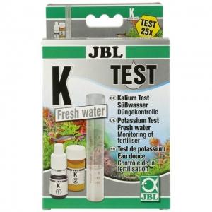 JBL K Potassium Test Set Тест за измерване на нивото на калий във водата 1