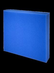 JBL Blue Filter foam fine pore 50*50*5cm Пореста гъба - по заявка
