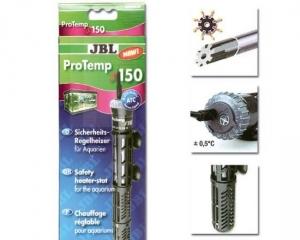 JBL ProTemp S 150W Нагревател със защитна кошница - 150W-90-200l- 27.5см 1