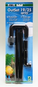 JBL OutSet spray 19/25 CP e1901 Спрей бар (флейта) - за е1901 1