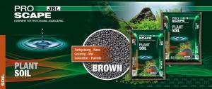 JBL ProScape PlantSoil BROWN 3l Хранителен субстрат за растенията - кафяв