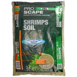 JBL ProScape ShrimsSol Beige Субстрат за обогатяване на почвата - 3л. Бежов